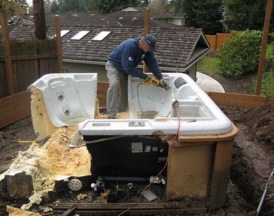 Spa Removal-Corpus Christi Dumpster Rental & Junk Removal Services-We Offer Residential and Commercial Dumpster Removal Services, Portable Toilet Services, Dumpster Rentals, Bulk Trash, Demolition Removal, Junk Hauling, Rubbish Removal, Waste Containers, Debris Removal, 20 & 30 Yard Container Rentals, and much more!